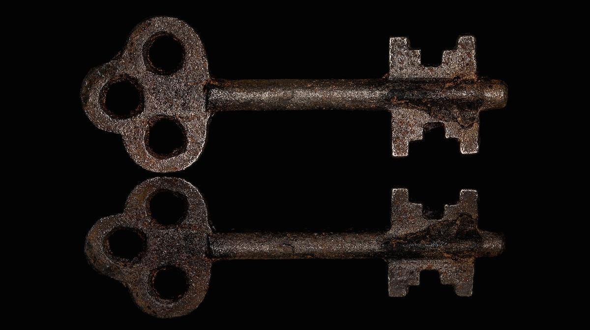 Double-Sided-Skeleton-Key