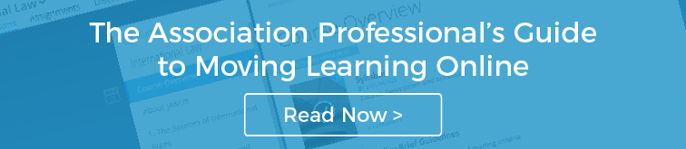 The Association Professional's Guide to Moving Learning Online